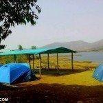 Pawna lake camping D