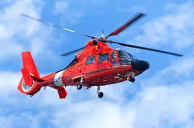 Helicopter joy ride of Pawna lake