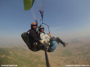 Camping in Pawna and Paragliding in Kamshet – Video by ankit bhatia films