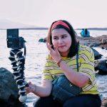 Golgappa girl at Pawna lake